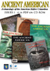Ancient American Issues 1 - 6 in PDF on CD-ROM (1993 - 1994)
